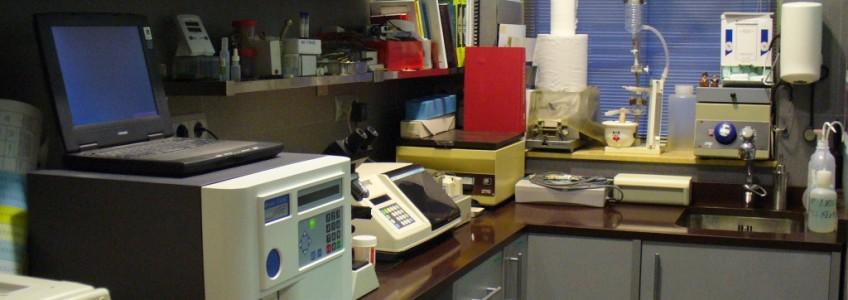 centro veterinario en oviedo con laboratorio
